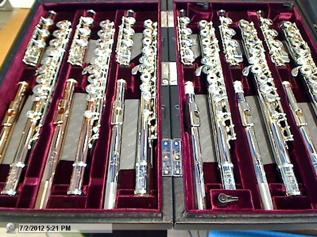 burkart flutes