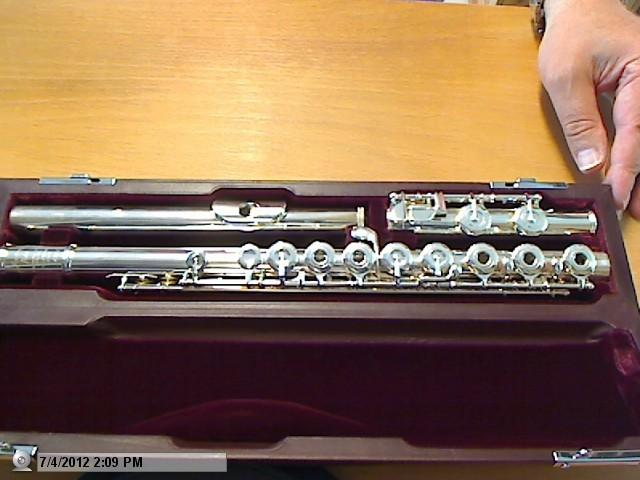 flutes repairing