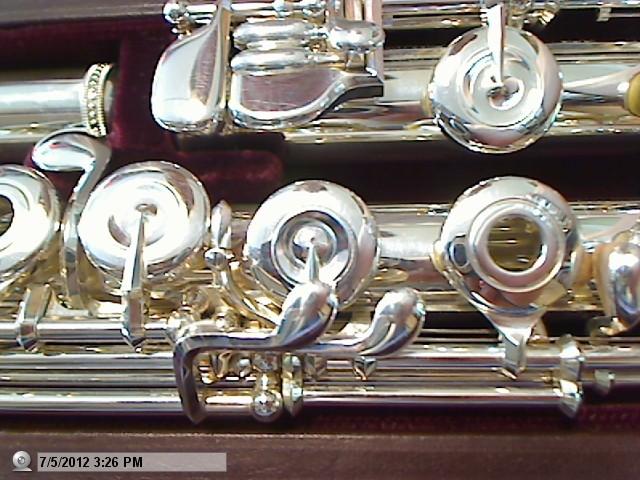 muramatsu vintage flutes